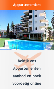 Costa Blanca appartementen